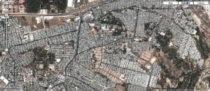 saturación urbana de soyapango